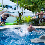 Synchnonized swiming take 2